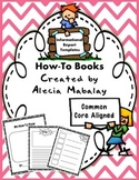 How-To Books for Informational Writing