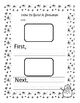 How To Build A Snowman Writing Activity- 2 Versions