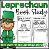 How To Catch A Leprechaun Book Study!