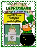 How To Catch A Leprechaun: A St. Patrick's Day Close Readi