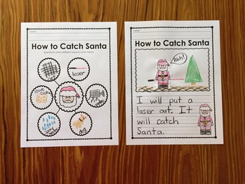 How To Catch Santa {FREE}