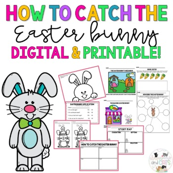 How To Catch The Easter Bunny Activities