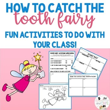 How To Catch The Tooth Fairy Activities
