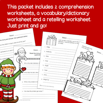 How To Catch an Elf: a Literature and STEM Unit