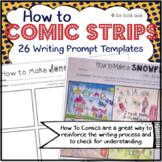 How To Comic Strips: Using Art to Write