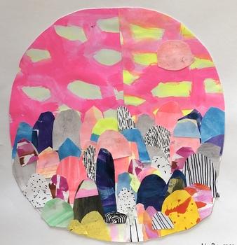 How To Create A Laura Blythman Landscape