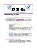 How To DBQ Series: PT 1