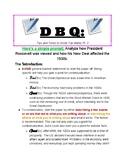 How To DBQ Series: PT 2