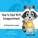 How To Deal With Disappointment - An Interactive PowerPoin