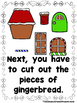 How To Decorate Your Gingerbread House  (A Sight Word Read