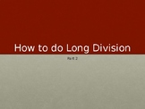 How To Do Long Division Part 2