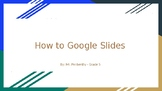 How-To Do Powerpoint / Google Slides (For Students)