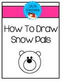How To Draw Snow Pals