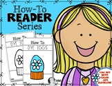 How To Dye Eggs {Non Fiction} Spring Easter Reader - Kinde