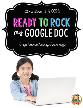 How-To Essay: Multi-Draft Explanatory Writing using Google