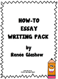How-To Essay Writing Pack