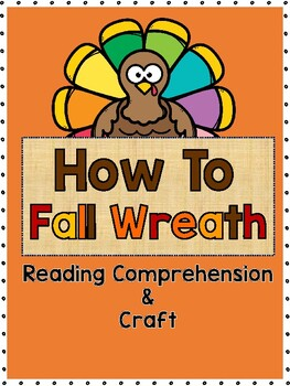 How To - Fall Wreath Craft