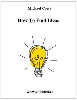 How To Find Ideas (148)