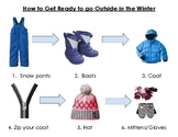 How To Get Ready To Go Outside