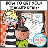 How To Get Your Teacher Ready Bundle