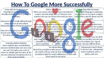 How To Google More Successfully