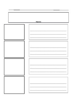 How-To Graphic Organizer