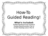 How - To Guided Reading!