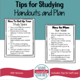 Tips for Studying