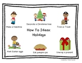 How To Ideas: Holidays
