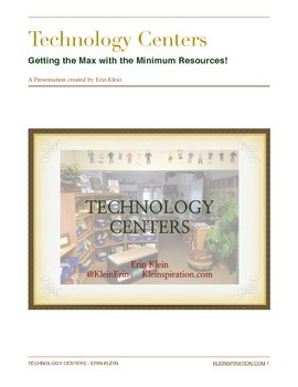 How-To Incorporate Digital Workstations or Technology Centers