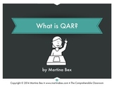 How To: Introducing QAR (Question Answer Relationships) to Students