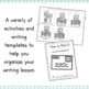 How To Mail a Letter Writing and Sequencing Activity