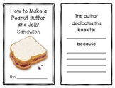 How To Make A PB&J Sandwich Book