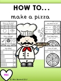 How To Make A Pizza - Maths, Spelling and Bingo!