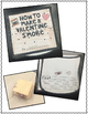 How To Make A Valentine S'more: A Writing & Snack Activity Freebie