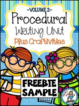 How To Make An Ice Cream Cone {FREEBIE ~ Procedural Writing}