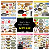 How To Make Foods Mega Bundle #1
