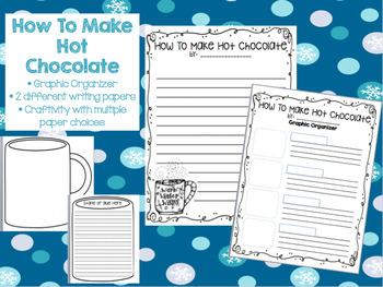 How To Make Hot Chocolate - Informational Writing