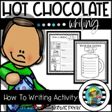 How To Make Hot Chocolate Writing Activities