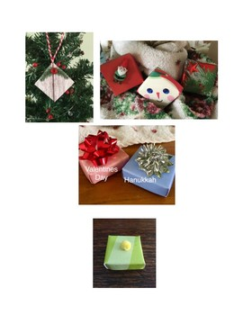 How To Make Miniature Boxes With Greeting Cards