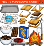 How To Make S'mores Clipart