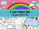How To Make Ten - Comment faire dix - Number Bond Math Strategy