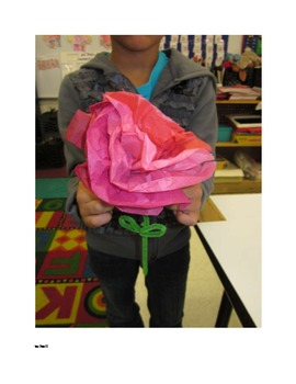 How To Make Tissue Flowers