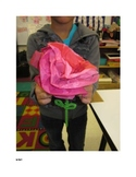 How To Make Spring Tissue Flowers Art Project