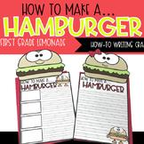 How-To Make a Hamburger