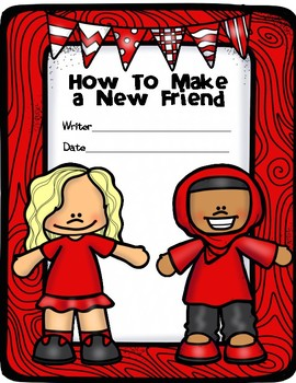 How To Make a New Friend