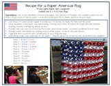 How To Make a Paper American Flag - A FREE Guide