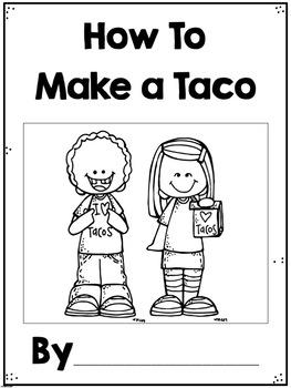 How to Make a Taco Cinco de Mayo
