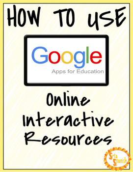How To: Online Interactive Resources