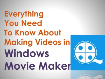 HowTo: Everything You Need To Know About Windows Movie Maker